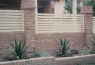 Alison NSW Brick fencing 12