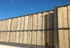 Alison NSW Lap and cap timber fencing 1