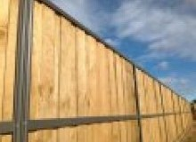 Kwikfynd Lap and Cap Timber Fencing alisonnsw
