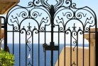 Alison NSW Wrought iron fencing 13